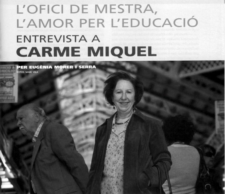 Entrevista Escola Catalana 1